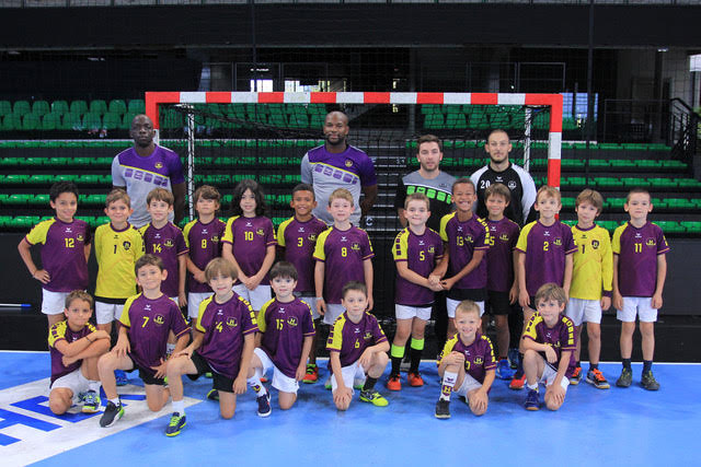 -10 ans B - HANDBALL CLUB NANTAIS